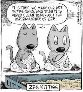 Zen Kitties